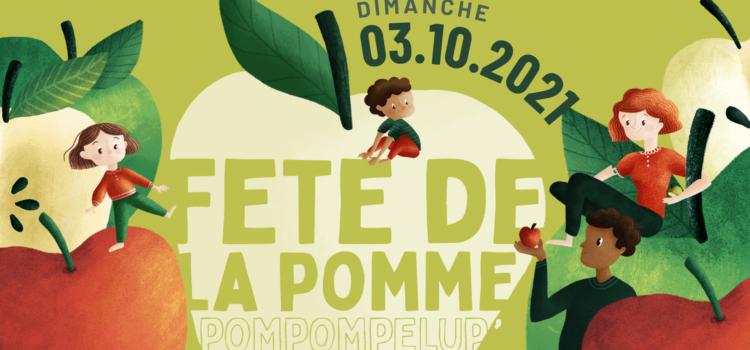 Fête de la pomme 2021 à Wépion
